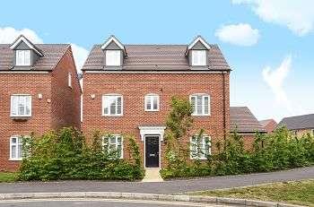 4 Bedrooms Detached House for sale in Waratah Drive, Elmstead Woods, Chislehurst, BR7 5FP