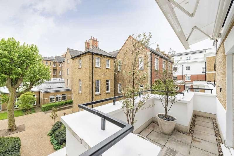 3 Bedrooms Apartment Flat for sale in Aspen Lodge, Abbots Walk, Kensington Green, W8