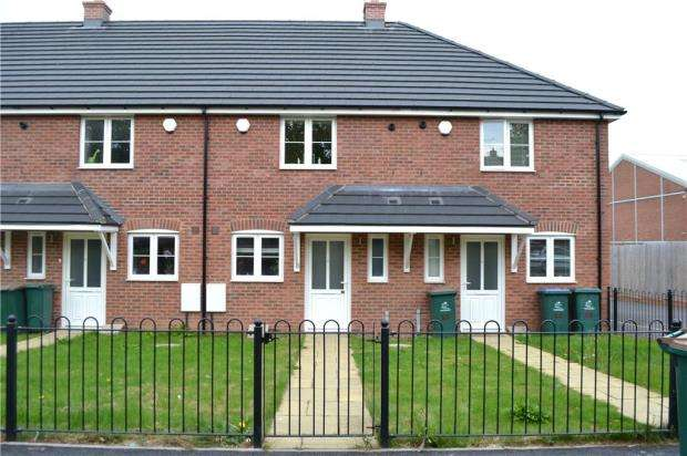 2 Bedrooms Terraced House for sale in Templar Avenue, Tile Hill, Coventry, West Midlands