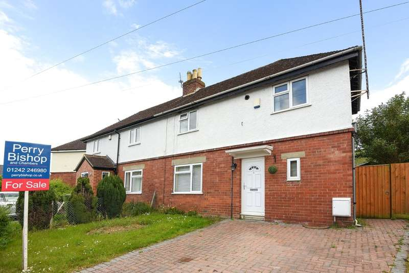 2 Bedrooms Semi Detached House for sale in Leckhampton