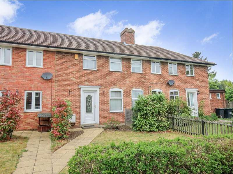3 Bedrooms Terraced House for sale in Greenways, Flitwick, Bedford, MK45