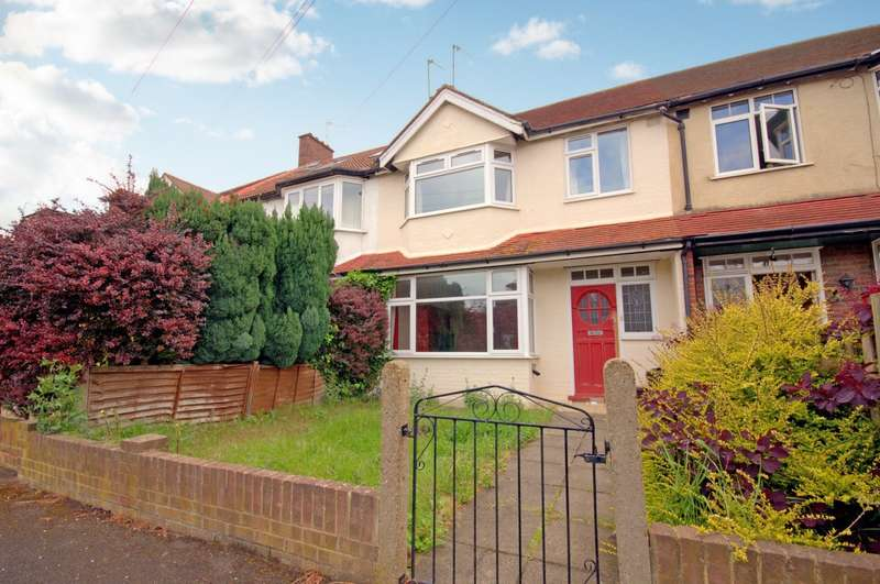 3 Bedrooms House for sale in Motspur Park