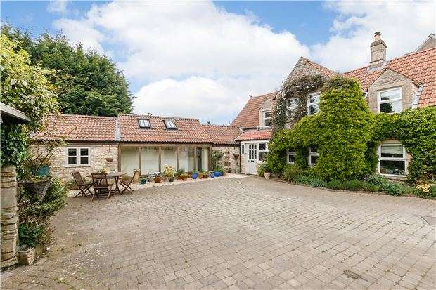 5 Bedrooms Semi Detached House for sale in Ogbourne, COLERNE, Wiltshire, SN14 8DJ