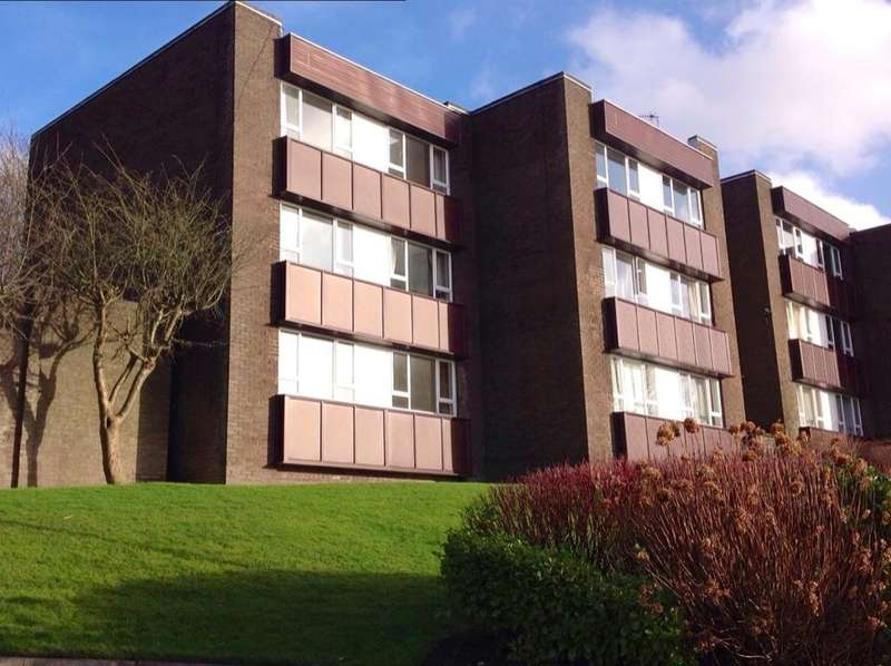 2 Bedrooms Flat for sale in Lunesdale Court, Derwent Road, Lancaster, LA1 3ET