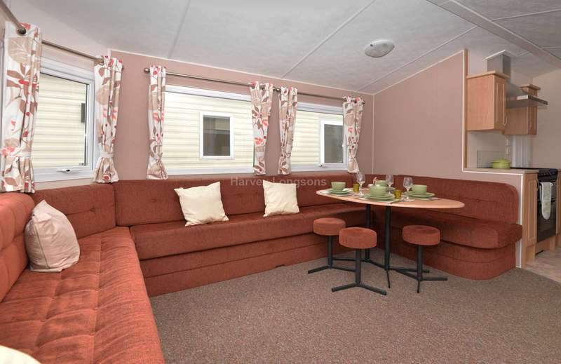 4 Bedrooms Caravan Mobile Home for sale in Leysdown On Sea, Kent
