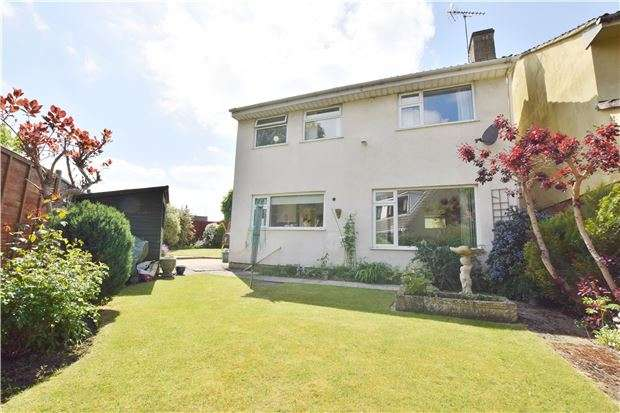 3 Bedrooms Detached House for sale in Oakbrook Drive, The Reddings, CHELTENHAM, GL51 6SB