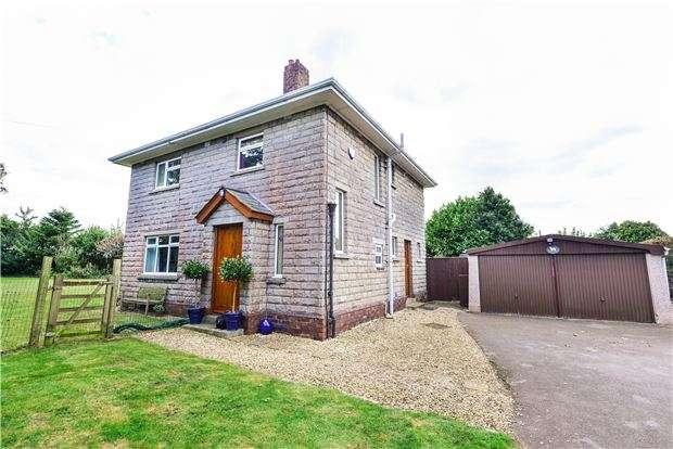 3 Bedrooms Detached House for sale in Wellsway, Keynsham, Bristol, BS31 2TA