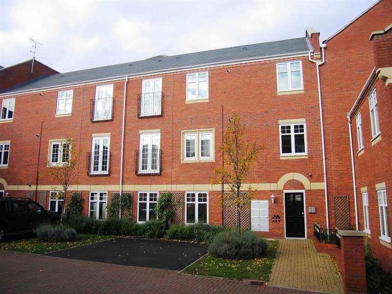 1 Bedroom Apartment Flat for sale in Blackwell Lane, Hatton Park, Warwick