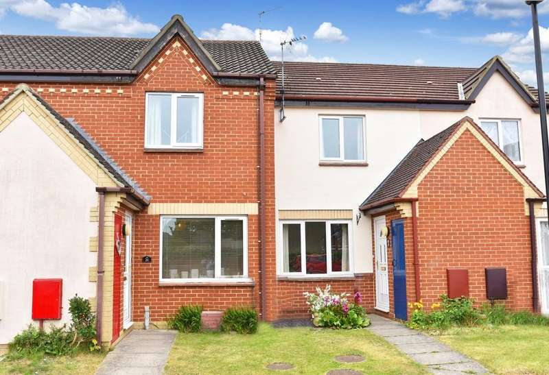 2 Bedrooms Terraced House for sale in Sycamore Drive, Harrogate