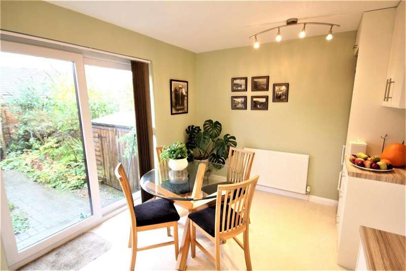 3 Bedrooms Terraced House for sale in Westwood Mews, Dunnington, York, YO19