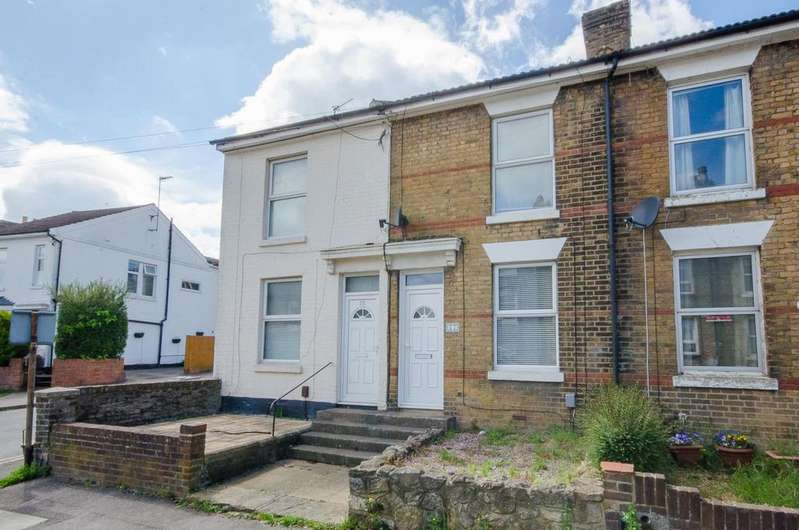 2 Bedrooms Terraced House for sale in Bower Street, Maidstone, Kent