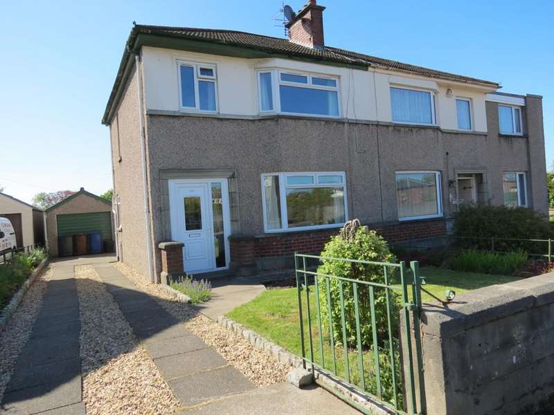 3 Bedrooms Semi Detached House for sale in Newtyle Road, Paisley PA1
