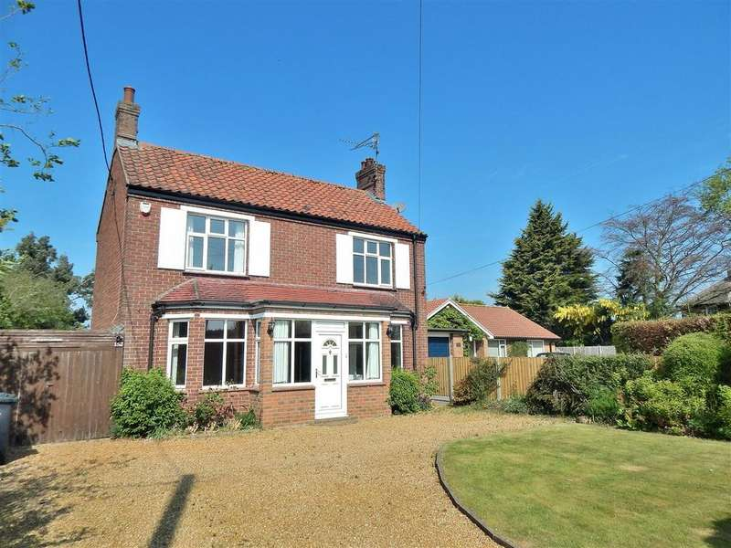3 Bedrooms Detached House for sale in Lynn Road, Ingoldisthorpe, King's Lynn