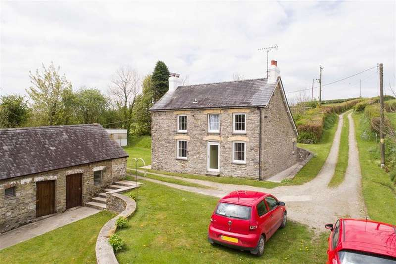 2 Bedrooms Property for sale in Cwrtnewydd, Llanybydder