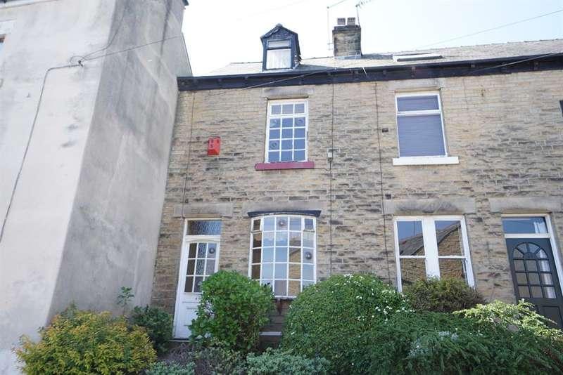 2 Bedrooms Terraced House for sale in Matlock Road, Walkley, Sheffield, S6 3RQ