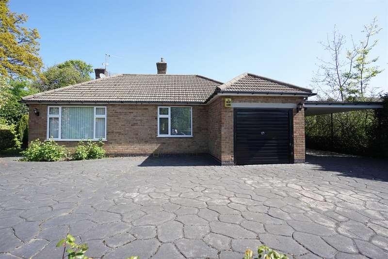 2 Bedrooms Bungalow for rent in Bushey Wood Road, Dore, Sheffield, S17 3QD
