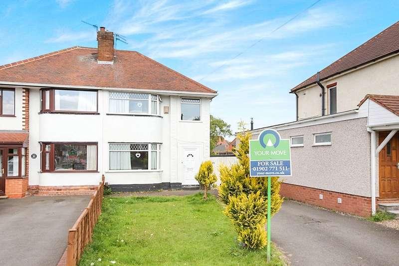 3 Bedrooms Semi Detached House for sale in Renton Road, Wolverhampton, WV10