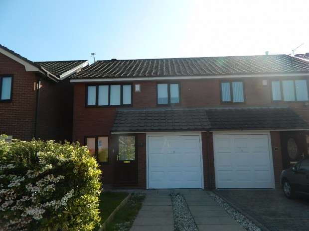 3 Bedrooms Semi Detached House for sale in Almonds Park, West Derby, Liverpool, L12