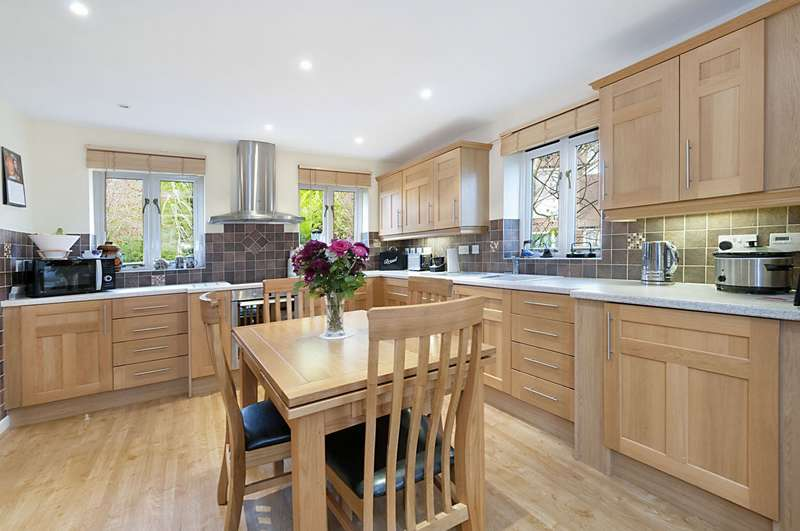 4 Bedrooms Detached House for sale in Sellindge, Ashford TN25