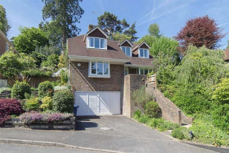 4 Bedrooms Detached House for sale in Hindhead, Surrey
