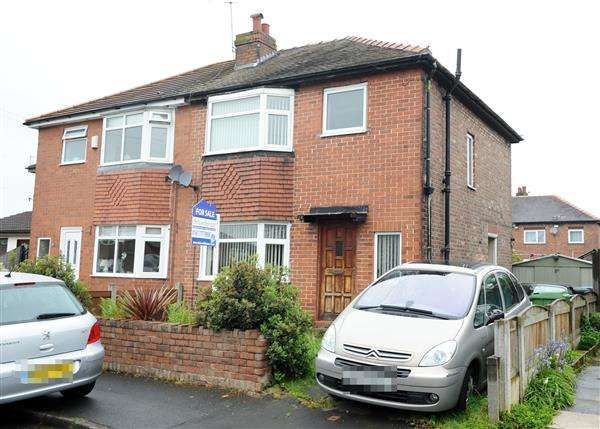 3 Bedrooms Semi Detached House for sale in 6 Elm Road, Hollins Green WA3 6LP