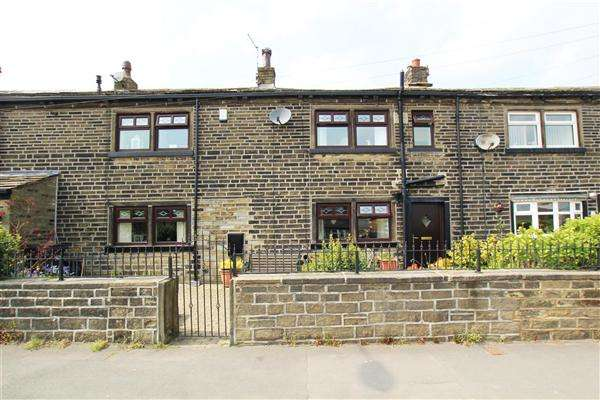 3 Bedrooms Cottage House for sale in Moorbottom Road, Halifax, Halifax