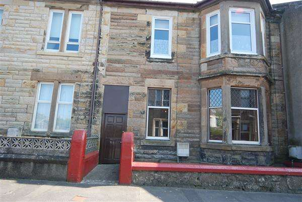2 Bedrooms Apartment Flat for sale in Stanley Place, Saltcoats