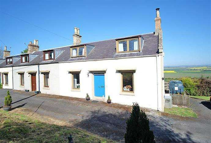 3 Bedrooms Terraced House for sale in 1 Hadden Farm Cottages, Kelso, TD5 8HU