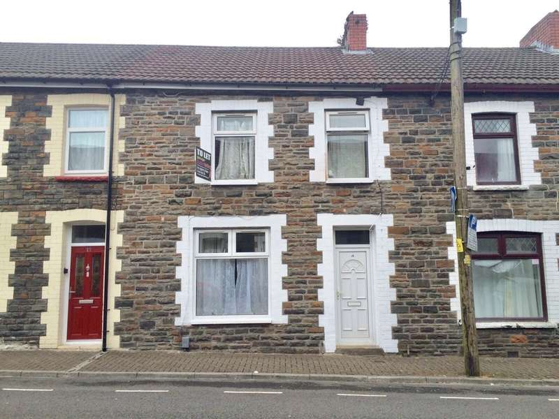 4 Bedrooms Terraced House for sale in Queen Street, Pontypridd