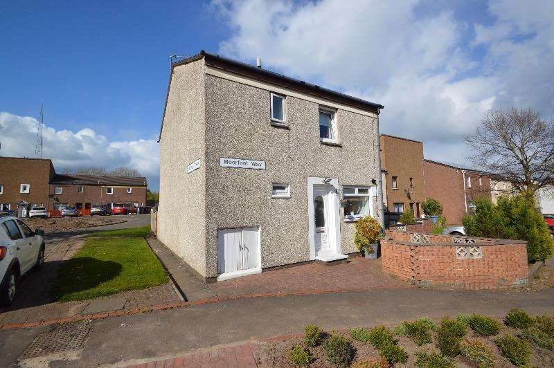 3 Bedrooms Terraced House for sale in Moorfoot Way, Irvine, North Ayrshire, KA11 1JR
