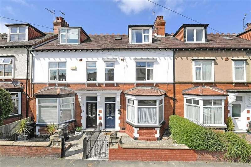3 Bedrooms Terraced House for sale in Hurstleigh Terrace, Harrogate, North Yorkshire