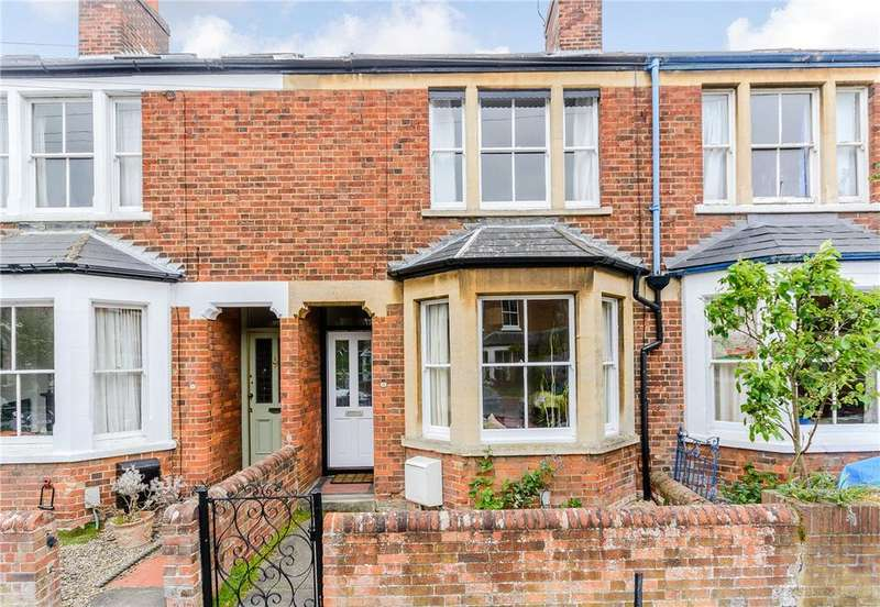 2 Bedrooms House for sale in Alexandra Road, Oxford, Oxfordshire, OX2