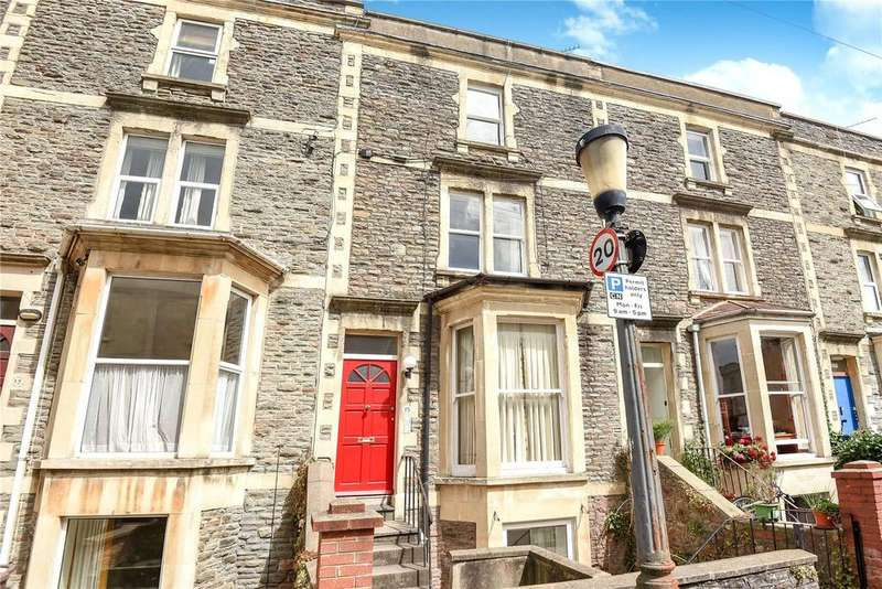 2 Bedrooms Maisonette Flat for sale in Roslyn Road, Redland, Bristol, BS6