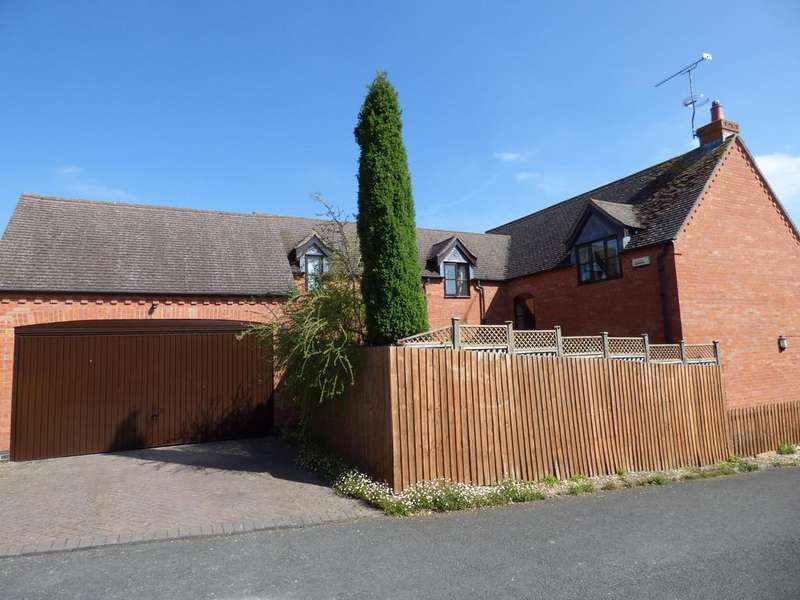 4 Bedrooms Detached House for sale in Green Lane Close, Shipston-On-Stour