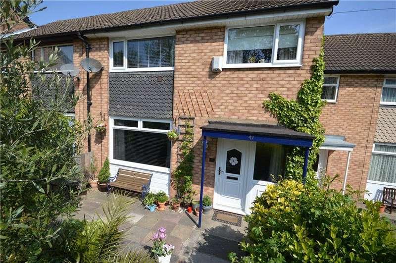 3 Bedrooms Terraced House for sale in Manor Farm Way, Leeds