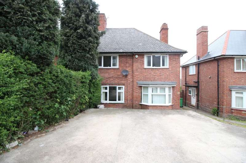 3 Bedrooms Semi Detached House for sale in Flintham Drive, Nottingham, NG5
