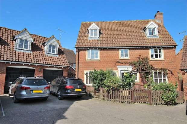 7 Bedrooms Detached House for sale in Flitch Green, Little Dunmow, Great Dunmow, Essex