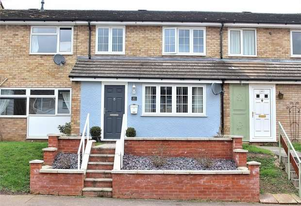 3 Bedrooms Terraced House for sale in Dunmow, Essex