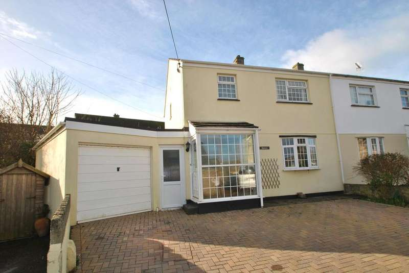 3 Bedrooms Semi Detached House for sale in Church Lane, Newquay