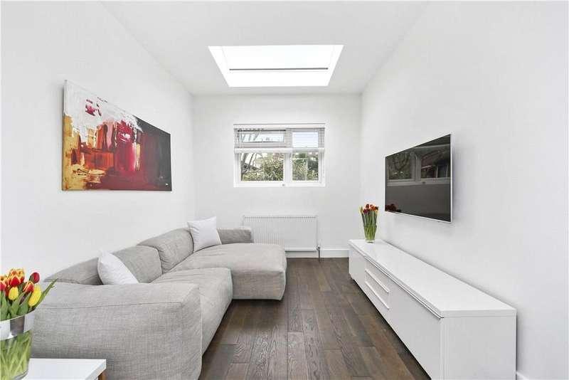 1 Bedroom Flat for sale in Bravington Road, Queen's Park, London, W9