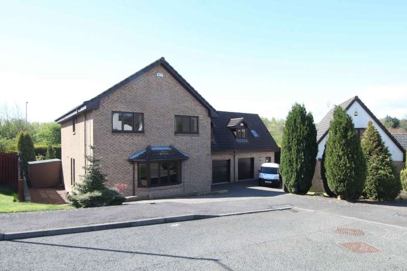 5 Bedrooms Detached House for sale in Mackie Gardens, Markinch, Glenrothes, Fife, KY7 6BE
