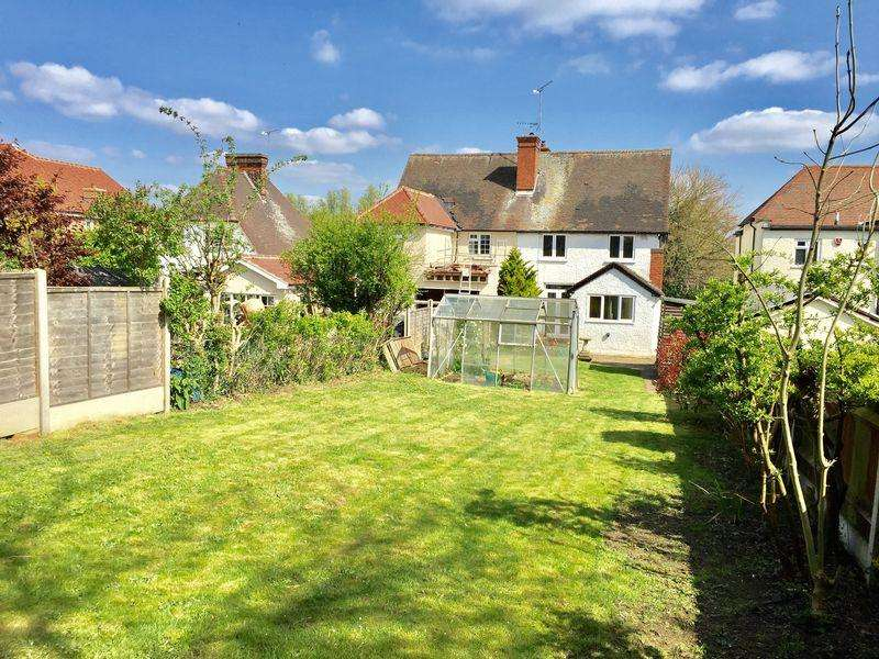 3 Bedrooms Semi Detached House for sale in Old Road, Old Harlow, Essex