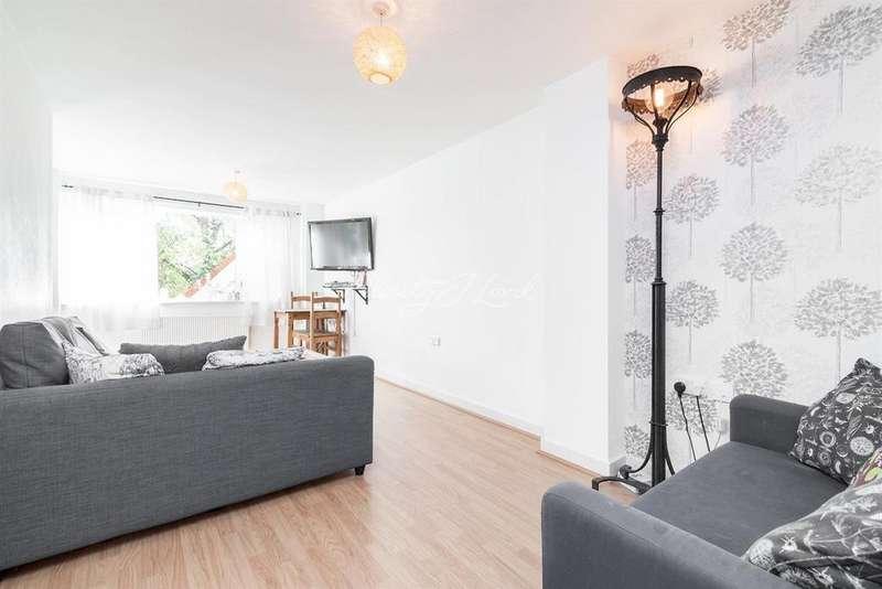 2 Bedrooms Flat for sale in Babik Court, Shacklewell Lane, E8