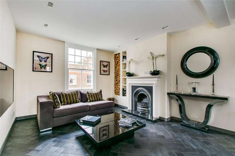 2 Bedrooms Flat for sale in St. Olaf's Road, London, SW6