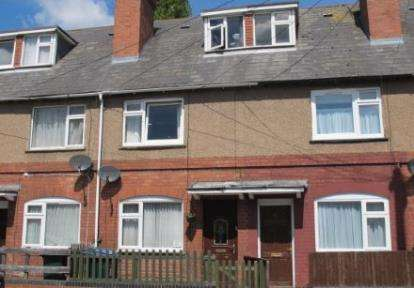 2 Bedrooms Terraced House for sale in Hastings Road, Coventry, West Midlands