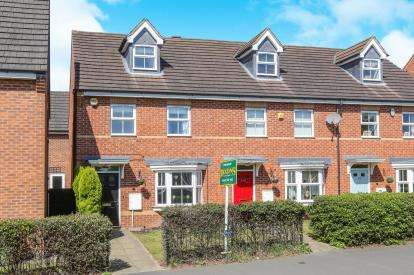 3 Bedrooms End Of Terrace House for sale in Hoo Road, Kidderminster, Worcestershire
