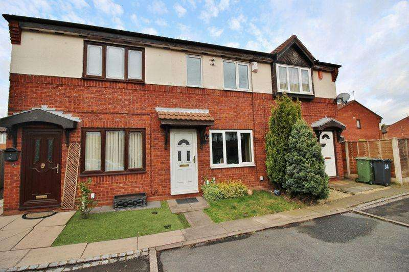 2 Bedrooms Terraced House for sale in Princess Way, Wednesbury