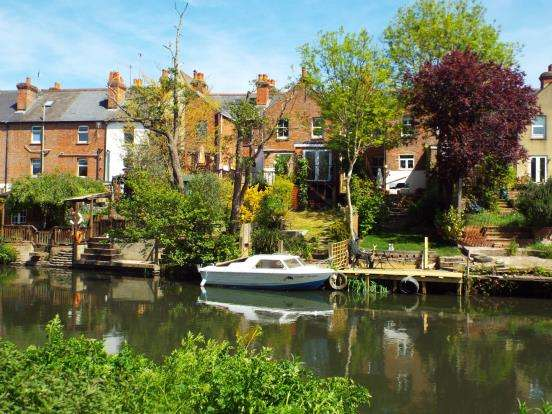 4 Bedrooms Terraced House for sale in Reading, Berkshire