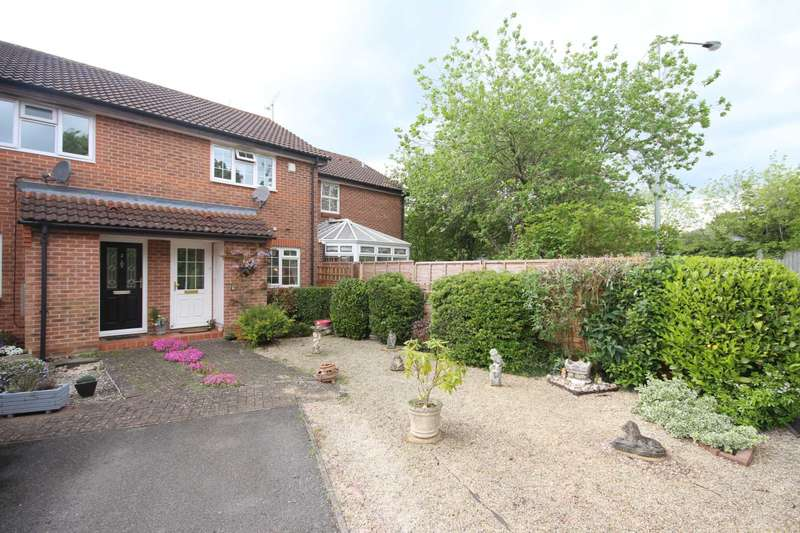 2 Bedrooms Terraced House for sale in Joseph Court, Warfield