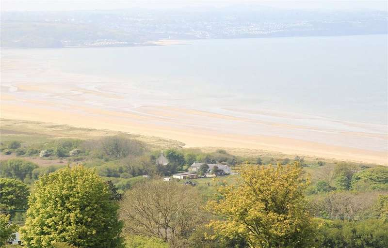 3 Bedrooms Detached Bungalow for sale in Llanddona, Beaumaris, Anglesey, LL58